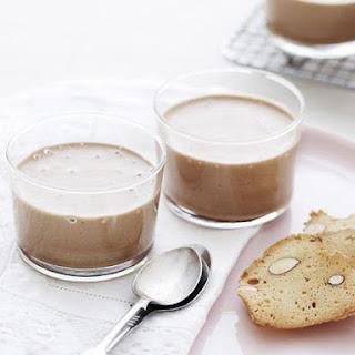 Chocolate Zabaglione.