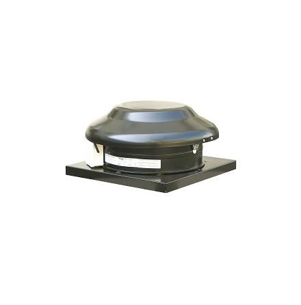 Takfläkt TKS 400 A1-v1 Black fläktmotor AC 230 Volt-85 W- ersättare SVF 7-8-9- boytan avgör valet av takfläkt