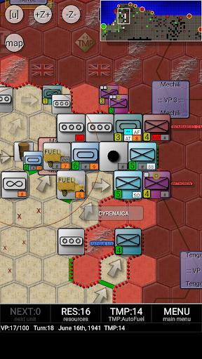 Rommel & Afrika Korps (free)  screenshots 4