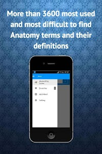 Anatomy Dictionary screenshot 0