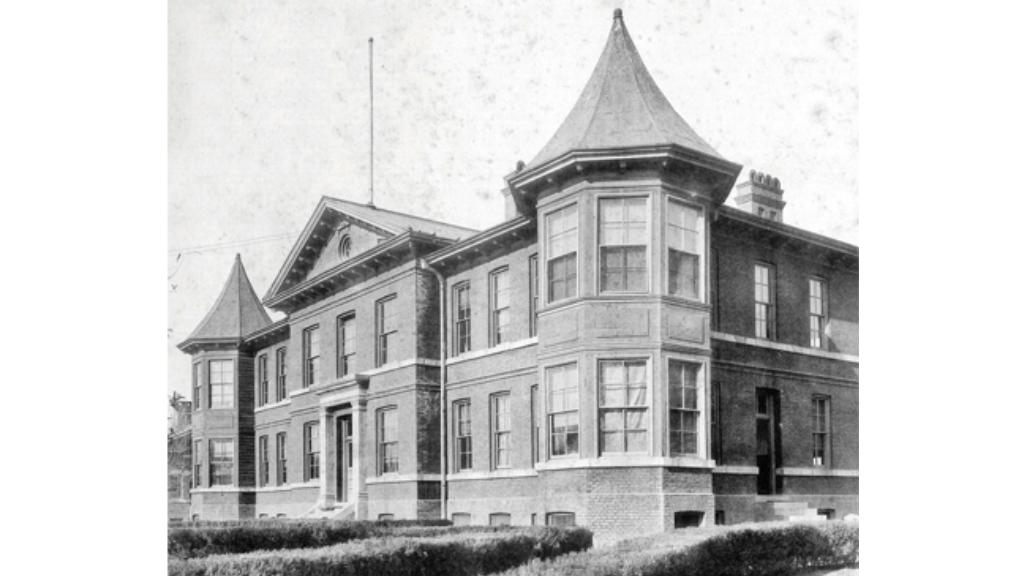 과거의 세브란스병원 제중원