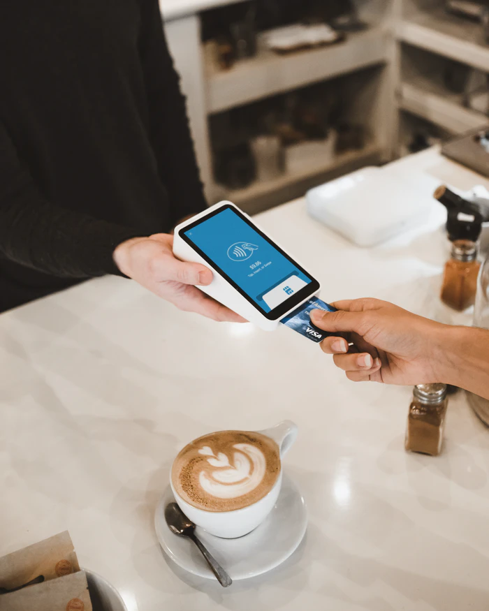 cashless card payments