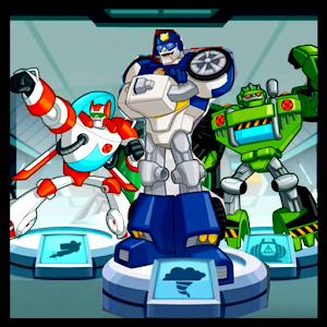 Guide Transformers Rescue Bots: Disaster Dash