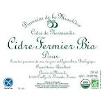 Domaine De La Minotiere Cidre Fermier Bio Brut