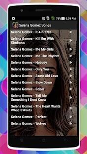 Selena Gomez Songs - náhled