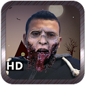 Scary Zombie Face Maker Pro icon