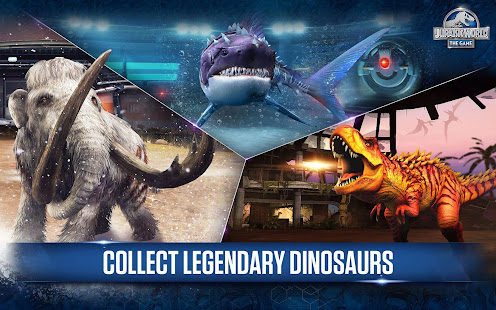 Jurassic World™: The Game APK for Blackberry | Download