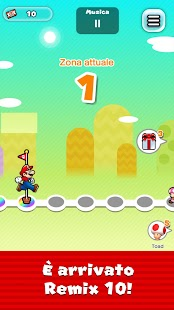 Super Mario Run- miniatura screenshot
