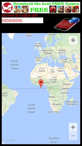 Simulator Phone Locator Maps