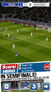 Score! Hero- miniatura screenshot