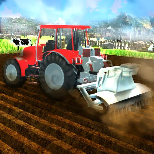 Harvesting 3D Farmer Simulator (game)