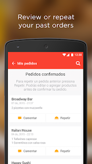 PedidosYa - Food Delivery screenshot 05