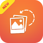 Recover deleted photos - Best photo recovery app Icon