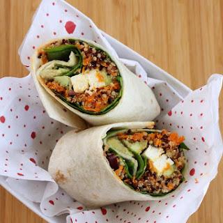 Carrot Tortilla Wrap Recipes