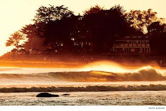 Photo: Photo of the Day: Rincon, California. Photo: Burkard #Surfer #SurferPhotos