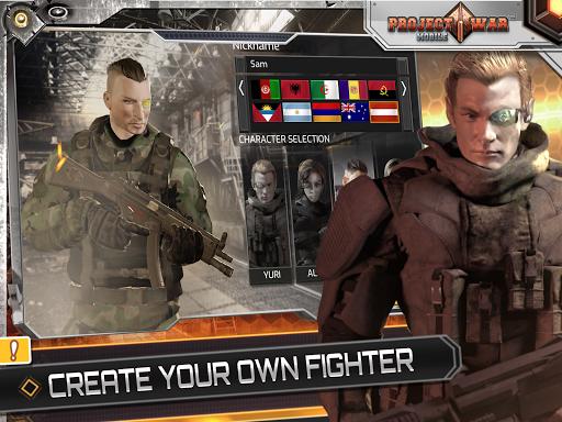 Project War Mobile screenshot 18