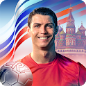 Cristiano Ronaldo: Kick'n'Run – Football Runner icon