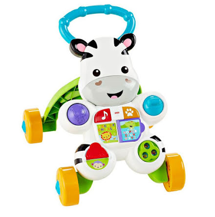 Fisher Price Lära-Gå-Vagn, Zebra Walker