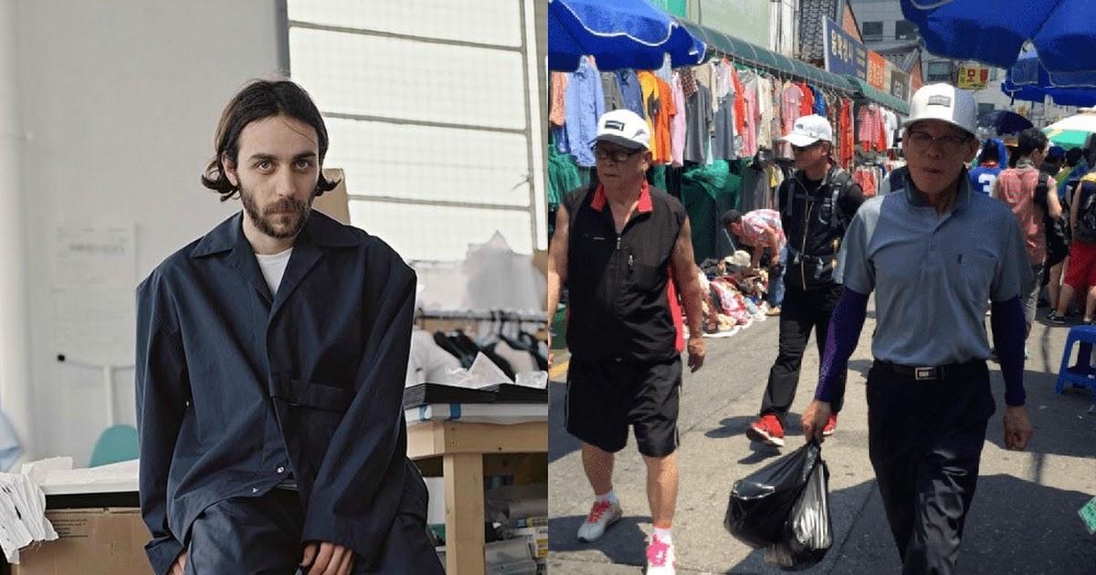 Fashion Designer Kiko Kostadinov Falls In Love With Korea's