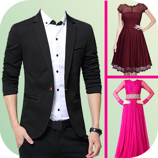 Photo Suit for men and women : Photo Suit Montage
