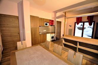 Photo: Espace salle à manger et salon