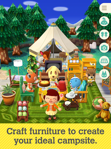 Animal Crossing: Pocket Camp screenshot 18