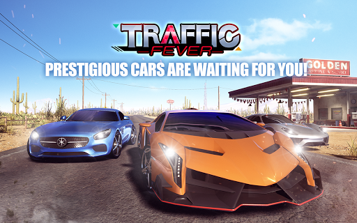 Traffic Fever-Racing game apktram screenshots 9
