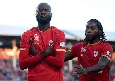 Antwerp won thuis van Club Brugge