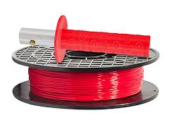 Red PRO Series Thermoplastic Polyurethane (TPU) - 1.75mm (1lb)