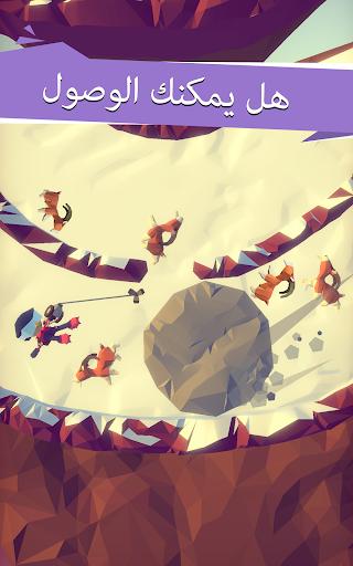 Hang Line: Mountain Climber screenshot 7