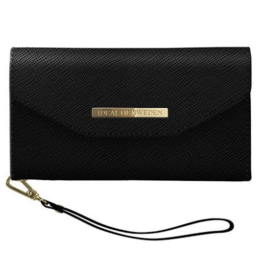 iDeal of Sweden Mayfair Clutch Iphone 11 Black