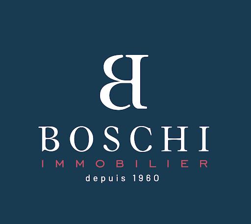 Logo de BOSCHI IMMOBILIER