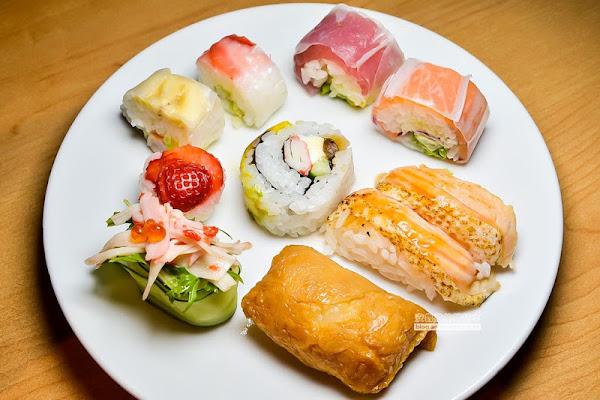 欣葉日本料理台北中山店-精緻和食料理的老字號吃到飽餐廳
