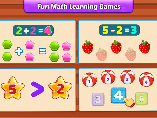 Math Kids - Add, Subtract, Count, and Learn 1.2.3 screenshots 12