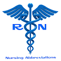 Nursing Abbreviations icon