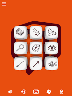 Rory's Story Cubes- screenshot thumbnail