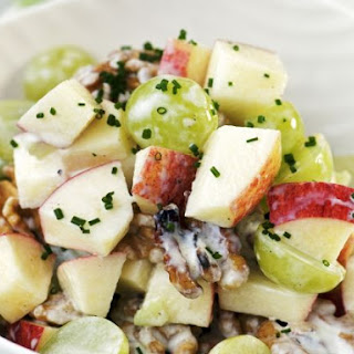Apple and Walnut Salad