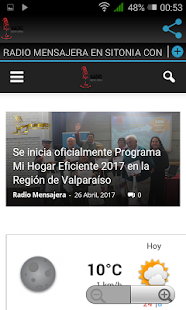 Radio Mensajera- screenshot thumbnail
