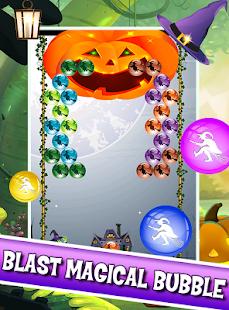 9 Witch's Magic Bubble App screenshot