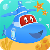 Carl Super Truck Underwater: Ocean Exploration