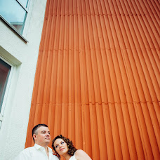 Wedding photographer Katerina Nikitinskaya (katnik). Photo of 08.06.2016