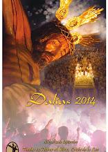 Photo: Portada Programa Fiestas Sto. Cristo de la Luz, Dalías, 2014