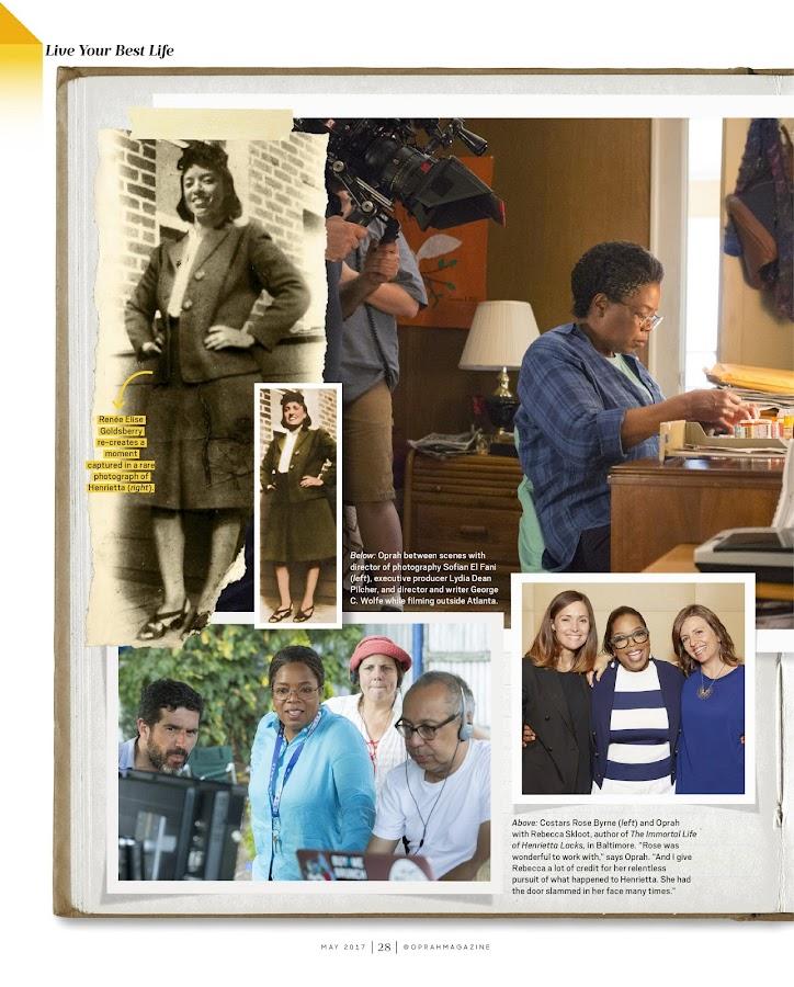 O The Oprah Magazine- screenshot