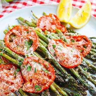 Tuscan Roast Asparagus Recipe
