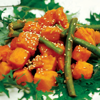 Sweet Potato Green Bean Salad Recipes