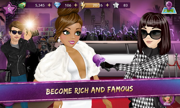Hollywood Story v6.0 [Mod]