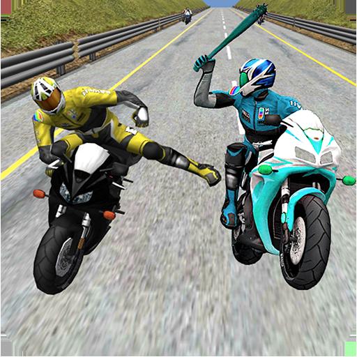 Moto Bike Attack Racing-Nitro Rush 3D Real Ride