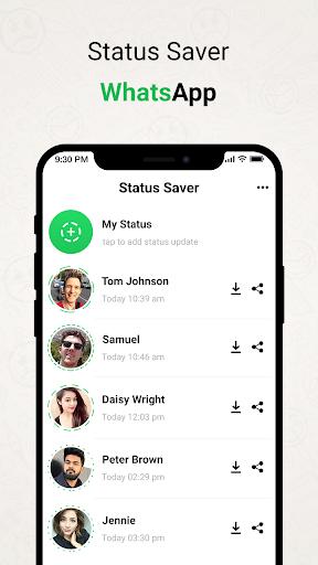 Status Saver for WhatsApp - Save & Download Status 1.3 screenshots 5
