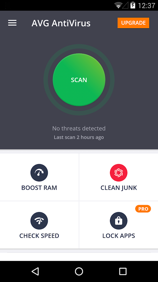 AVG AntiVirus FREE for Android Security 2018- screenshot