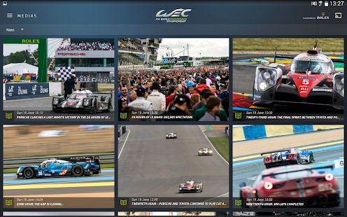 World Endurance Championship® Capture d'écran